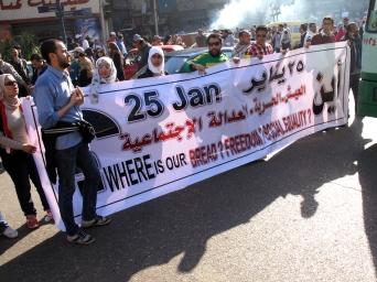 Egypten demo