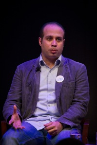 Ahmed Maher, Egypt, Co-founder of the April 6 Youth Movement
