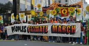 People's Climate March NY 2014